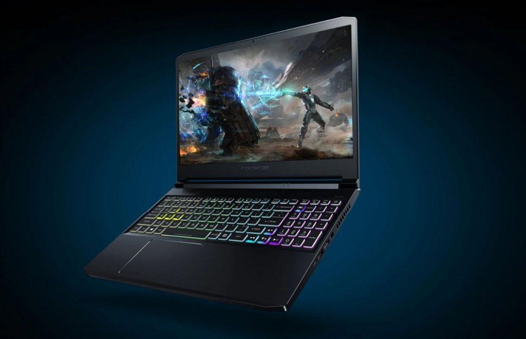 Acer Predator Triton 300 Design and Display