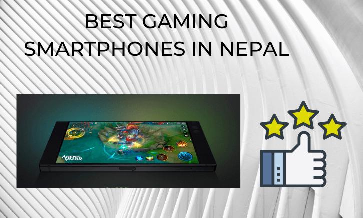 Best Gaming Smartphones