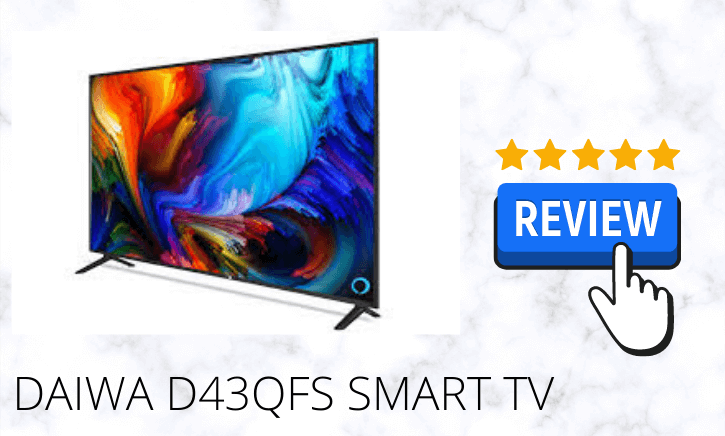 Daiwa D43qfs Smart Tv