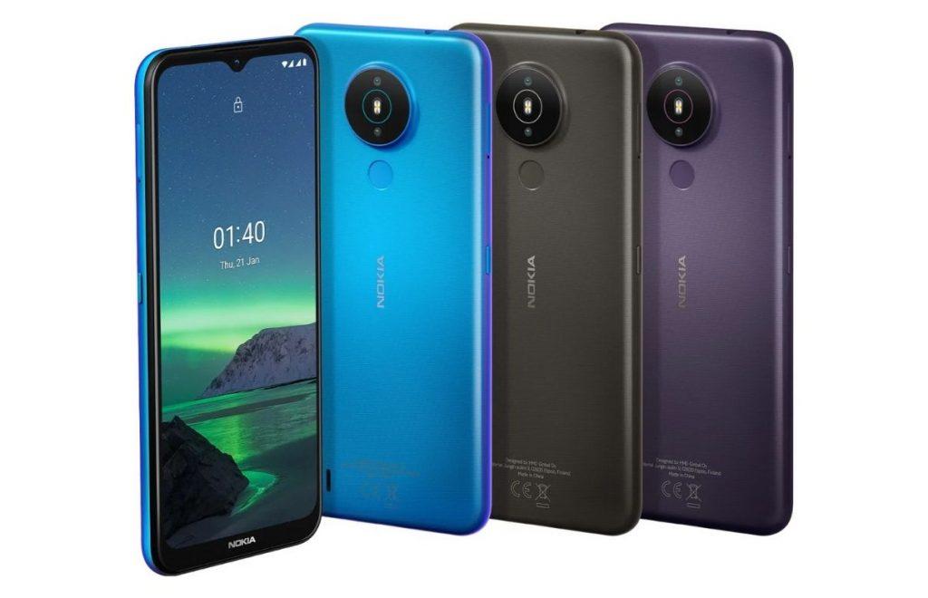 Nokia 1.4 Design and Display