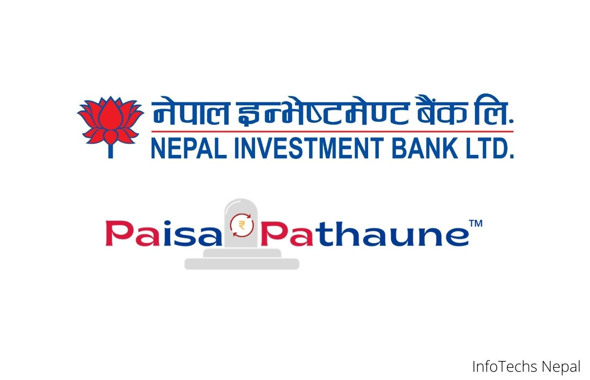 Paisa Pathaune App by Nepal Investment Bank
