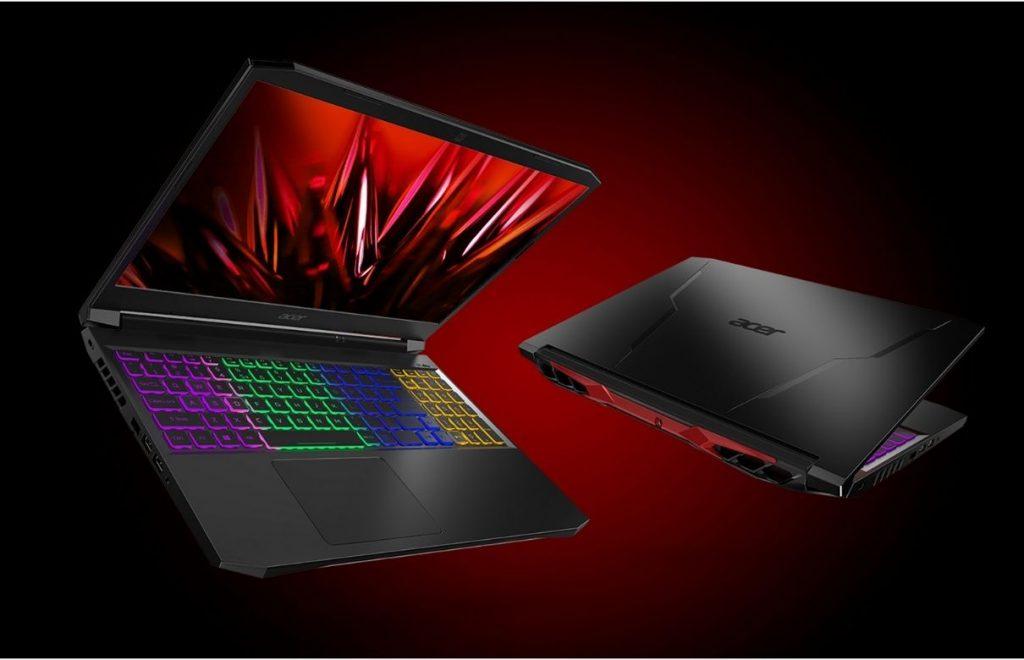 Acer Nitro 5 2020 Ryzen 5000 series gaming laptop processor in Nepal