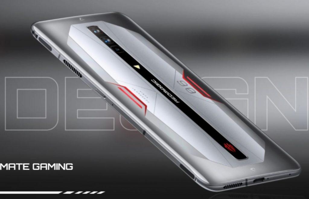 Nubia Red Magic 6 Pro Design