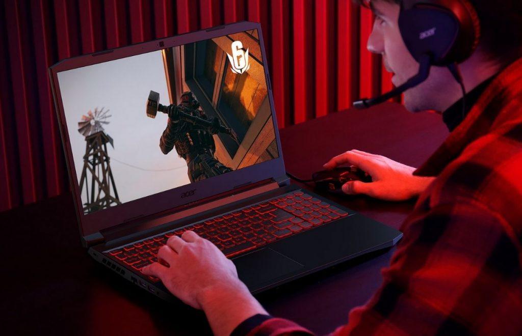 Acer Nitro 5 2020 15 10th Generation gaming laptop