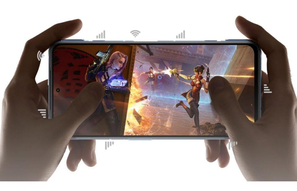 Xiaomi Black Shark 4 performance