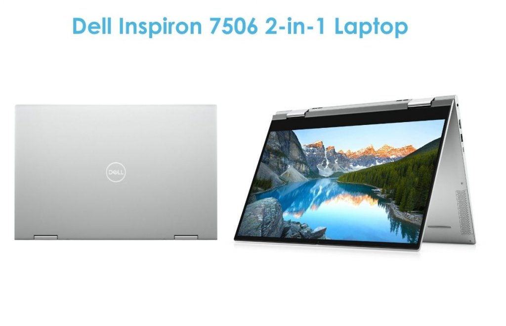 Dell Inspiron 7506 2-in-1 Laptop
