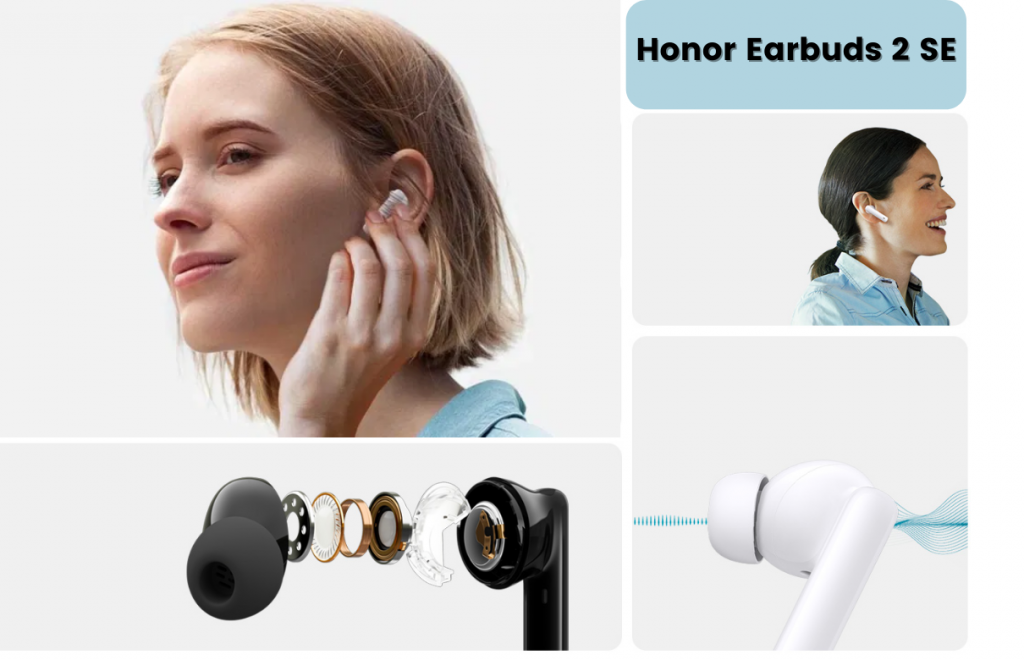Honor Earbuds 2 SE features