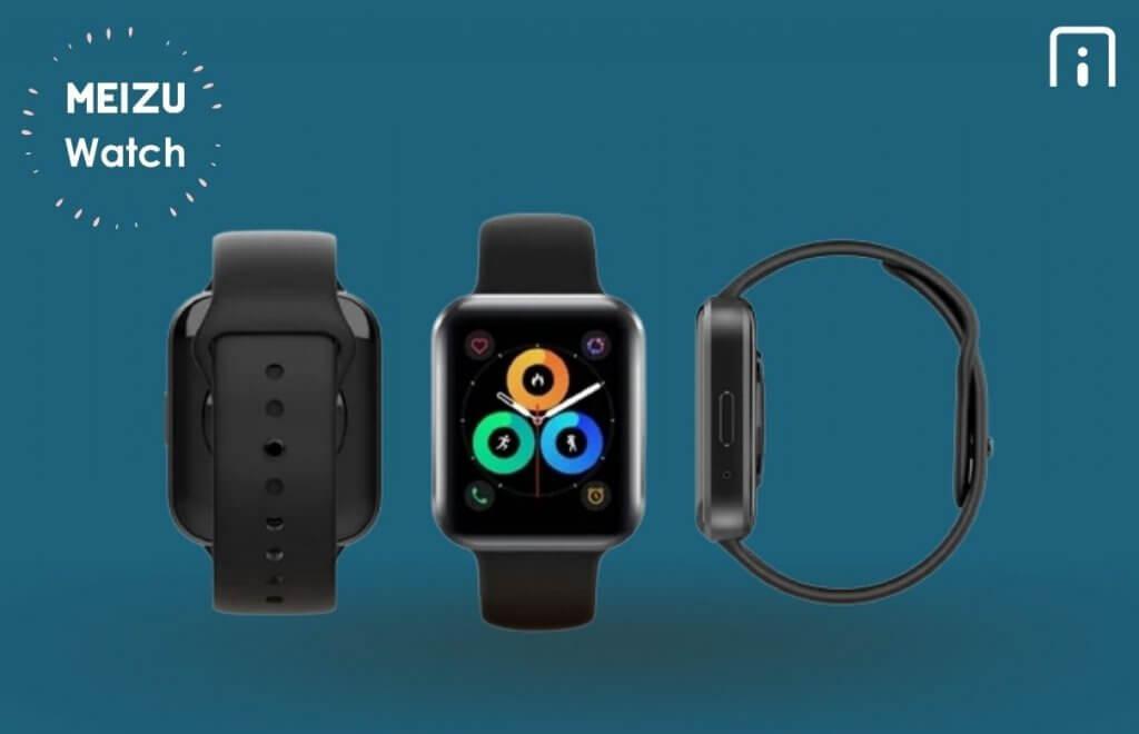Meizu Watch design
