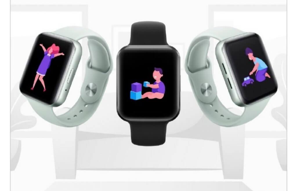 Meizu watch features