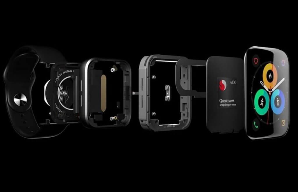 Meizu watch processor