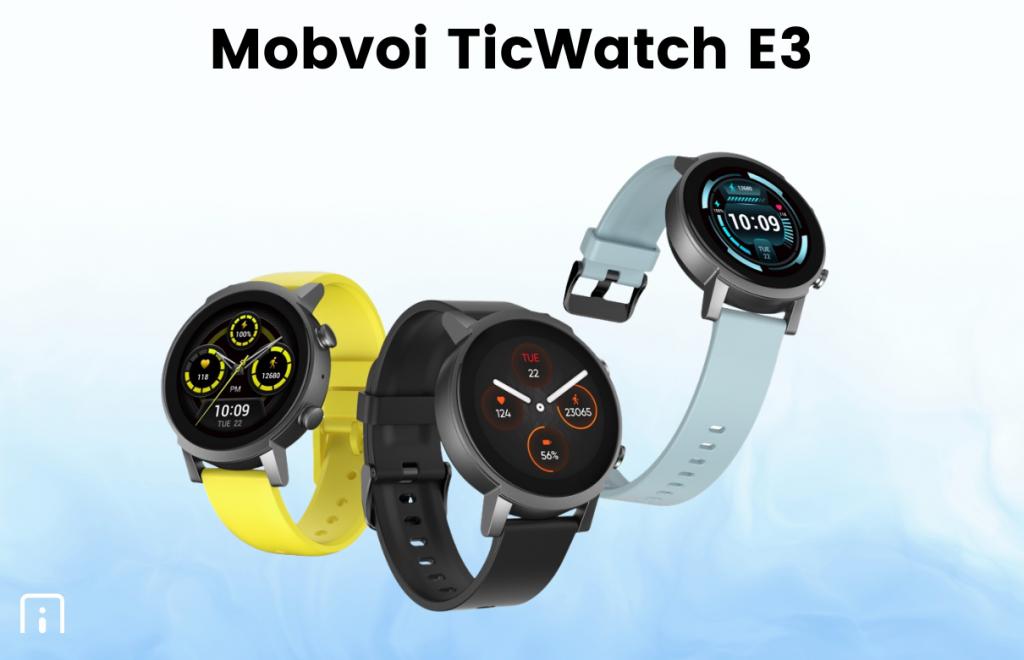 Mobvoi TicWatch E3