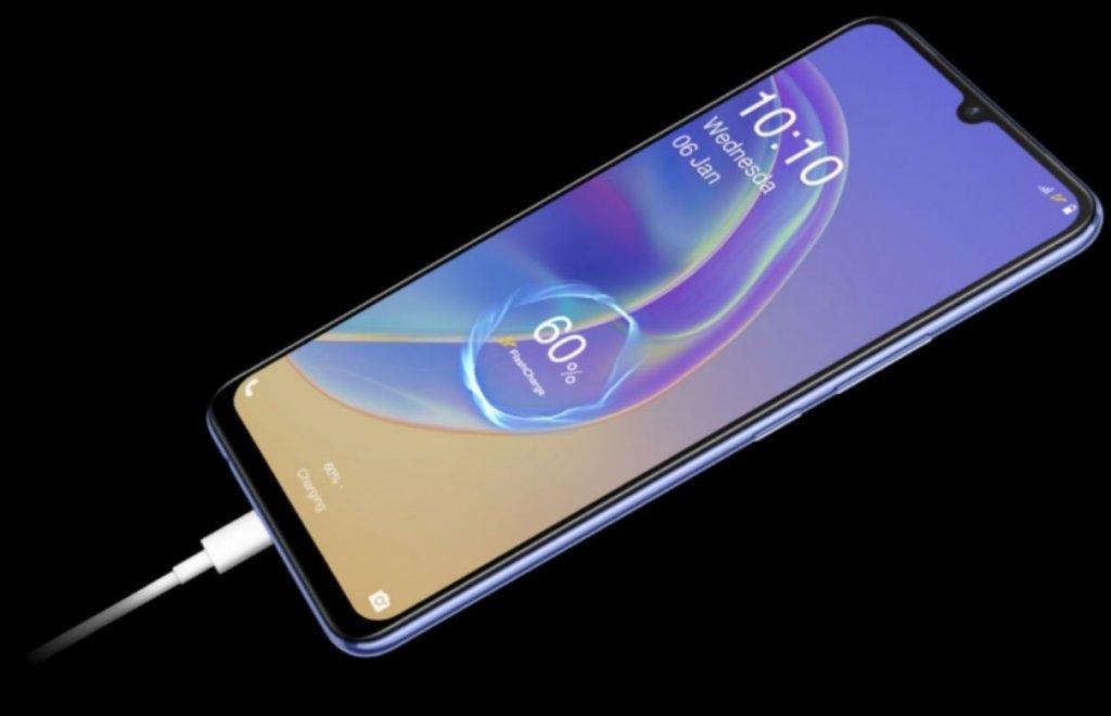 Vivo V21e 5G battery