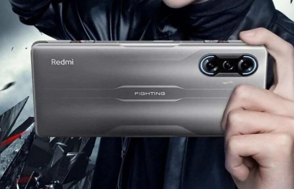 Xiaomi Poco F3 GT gaming