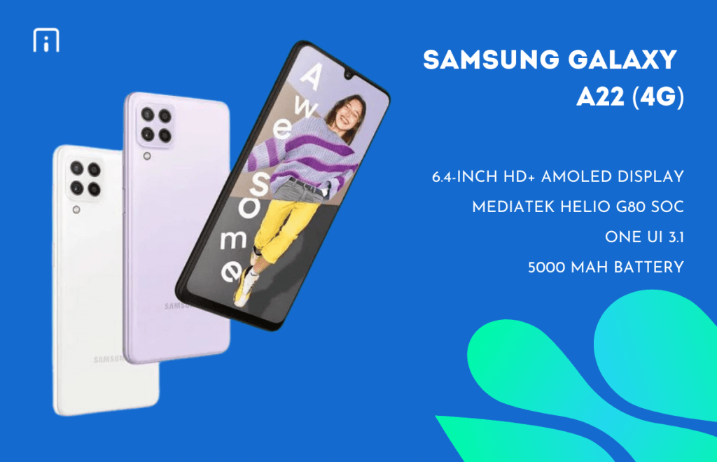 Samsung Galaxy A22 4G Price In Nepal