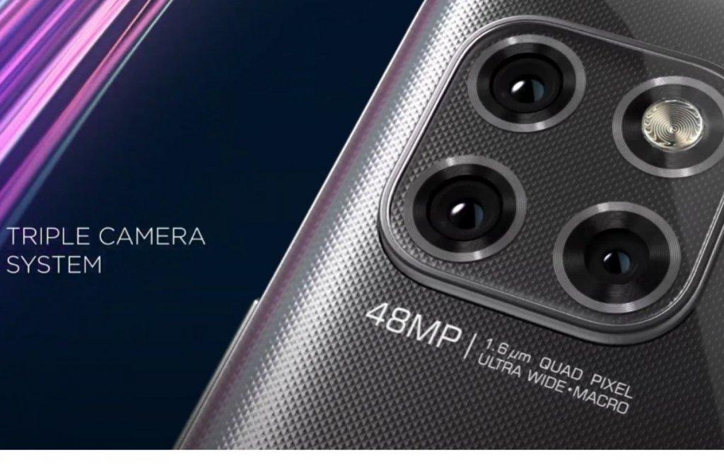 Motorola One 5G UW Ace camera