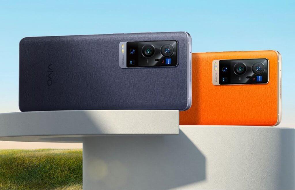 vivo X60t Pro+ Design