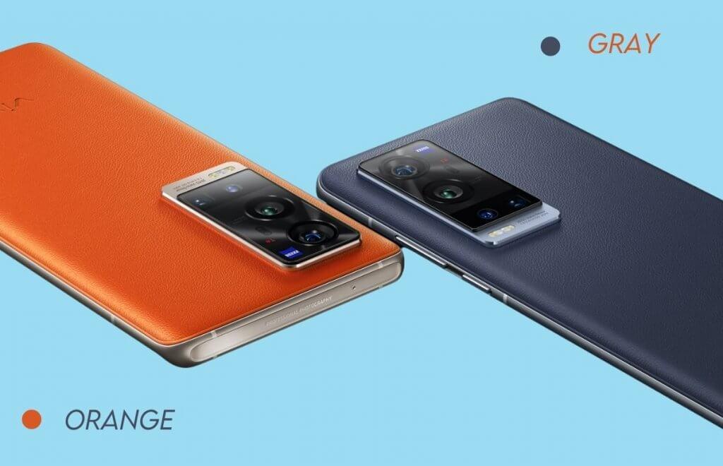 vivo X60t Pro+ available colors
