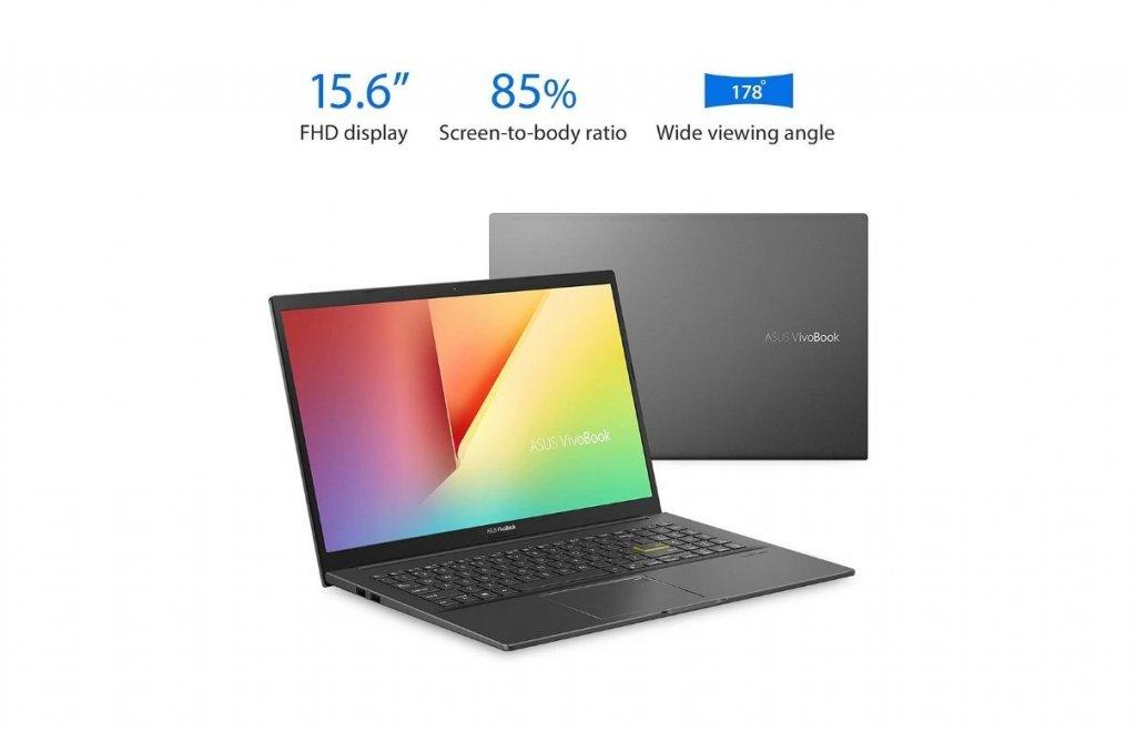 Asus VivoBook 15 K513 display