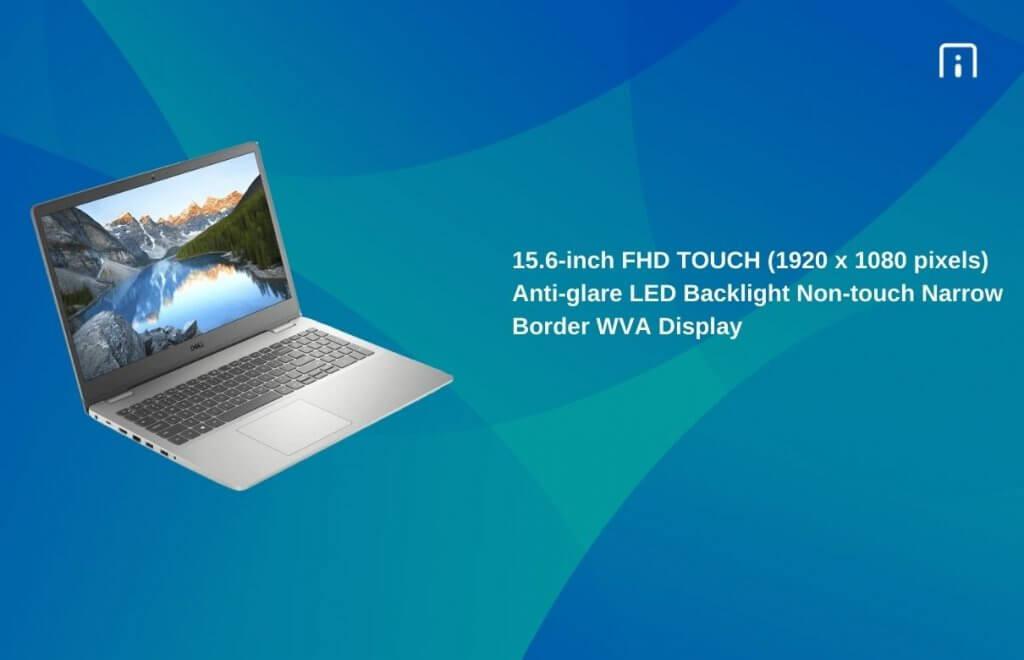 Dell Inspiron 15 3505 Screen