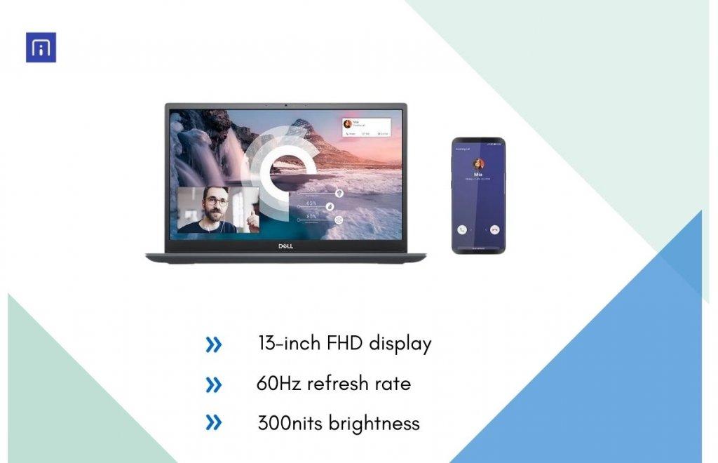 Dell Vostro 5391 display