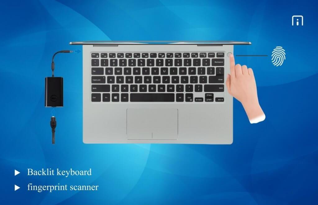 Inspiron 7591 keyboard